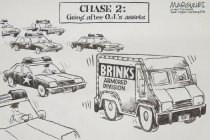 Image of Chase 2: Going after O.J.'s assets - Margulies, Jimmy, 1951-